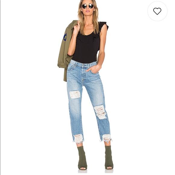 94083afe9bf49 7 For All Mankind Jeans | New Josefina Boyfriend | Poshmark